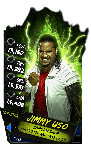 SuperCard JimmyUso S4 17 Monster