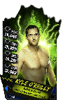 SuperCard KyleOReilly S4 17 Monster