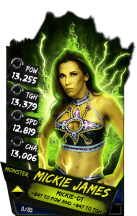 SuperCard MickieJames S4 17 Monster