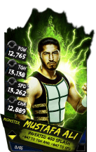 SuperCard MustafaAli S4 17 Monster