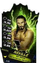 SuperCard Neville S4 17 Monster