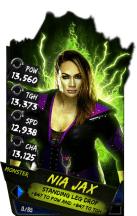 SuperCard NiaJax S4 17 Monster