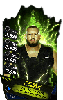 SuperCard Rezar S4 17 Monster