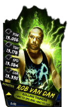 SuperCard RobVanDam S4 17 Monster