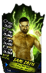 SuperCard SamiZayn S4 17 Monster