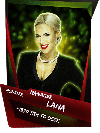 SuperCard Support Lana S4 17 Monster