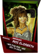 SuperCard Support MissElizabeth S4 17 Monster