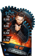 SuperCard TheMiz S4 18 Titan
