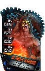 SuperCard UltimateWarrior S4 18 Titan