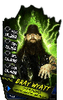 SuperCard BrayWyatt S4 17 Monster