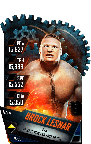 SuperCard BrockLesnar S4 18 Titan
