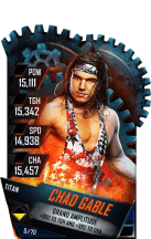 SuperCard ChadGable S4 18 Titan