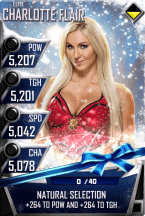 SuperCard Charlotte S3 12 Elite Christmas