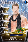 SuperCard ChrisJericho S3 15 SummerSlam17 Christmas