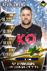 SuperCard KevinOwens S3 15 SummerSlam17 Christmas