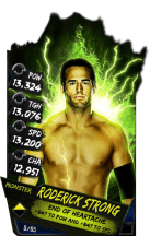 SuperCard RoderickStrong S4 17 Monster