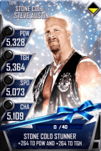 SuperCard SteveAustin S3 12 Elite Christmas