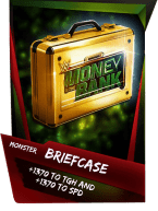 SuperCard Support Briefcase S4 17 Monster