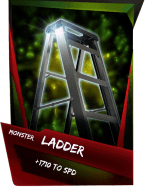 SuperCard Support Ladder S4 17 Monster