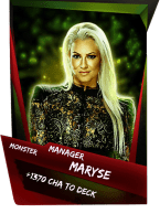 SuperCard Support Maryse S4 17 Monster