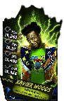 SuperCard XavierWoods S4 17 Monster