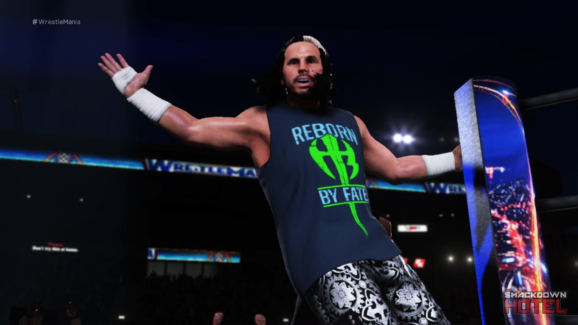 WWE 2K18 Update 1.07 Now Available - Patch Notes (PS4, Xbox One, PC, Switch)