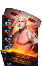 SuperCard Goldberg S4 18 Titan RingDom