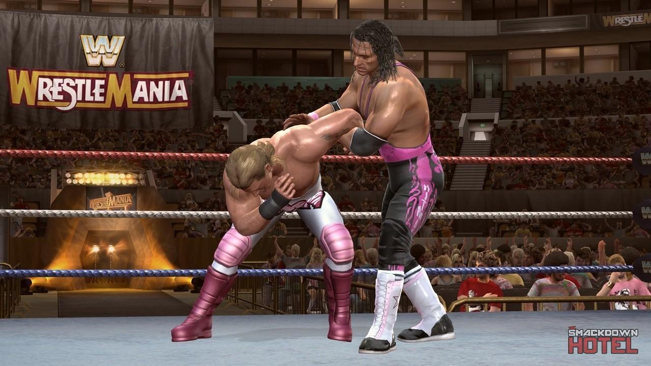 Bret Hart Wwe Legends Of Wrestlemania Roster