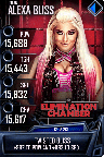 SuperCard AlexaBliss S4 18 Titan MITB