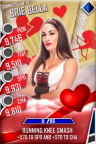 SuperCard BrieBella S3 15 SummerSlam17 Valentine