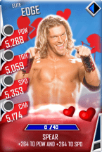 SuperCard Edge S3 12 Elite Valentine