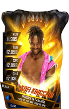 SuperCard KofiKingston S4 16 Beast Fusion