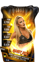 SuperCard MandyRose S4 16 Beast Fusion