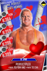 SuperCard MrPerfect S3 14 WrestleMania33 Valentine