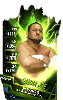 SuperCard SamoaJoe S4 17 Monster Fusion