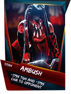SuperCard Support Ambush S4 18 Titan
