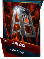 SuperCard Support Ladder S4 18 Titan