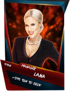 SuperCard Support Lana S4 18 Titan
