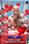 SuperCard TheRock S3 13 Ultimate Valentine