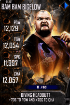 SuperCard BamBamBigelow S4 16 Beast Spring