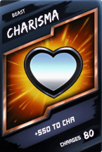 SuperCard Enhancement Charisma S4 16 Beast