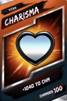 SuperCard Enhancement Charisma S4 18 Titan