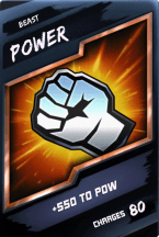 SuperCard Enhancement Power S4 16 Beast