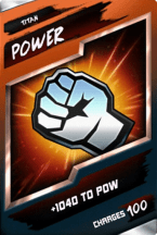 SuperCard Enhancement Power S4 18 Titan
