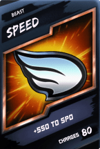 SuperCard Enhancement Speed S4 16 Beast