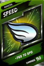 SuperCard Enhancement Speed S4 17 Monster