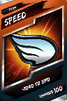 SuperCard Enhancement Speed S4 18 Titan
