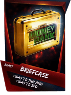 SuperCard Support Briefcase S4 16 Beast