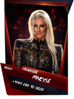 SuperCard Support Maryse S4 16 Beast