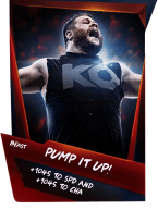 SuperCard Support PumpItUp S4 16 Beast
